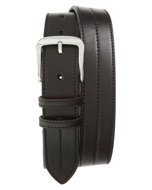 Shinola   Black Leather Belt for Men   Lyst