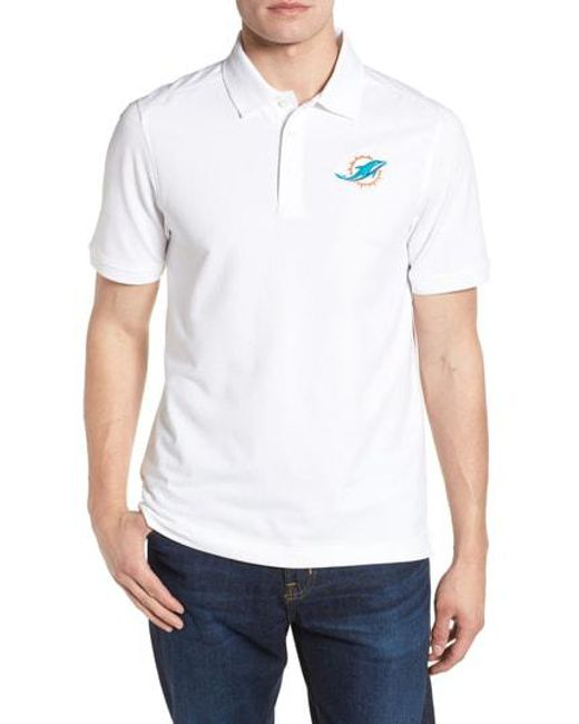 Sale Release Dates Cutter & Buck Miami Dolphins - Advantage Regular Fit DryTec Polo Outlet Best Store To Get Clearance Browse Clearance Online Cheap Sale Exclusive cRcMV
