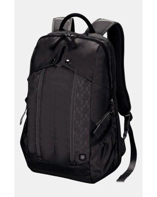 Victorinox | Black Victorinox Swiss Army 'altmont' Backpack for Men | Lyst