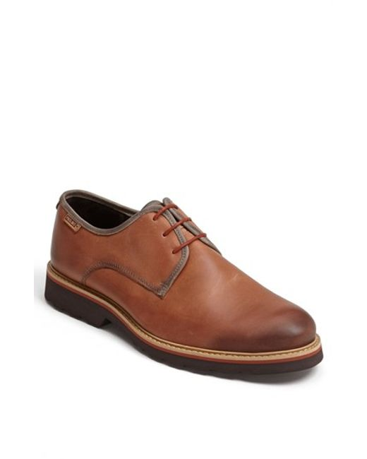 Pikolinos | Brown 'glasgow' Derby for Men | Lyst