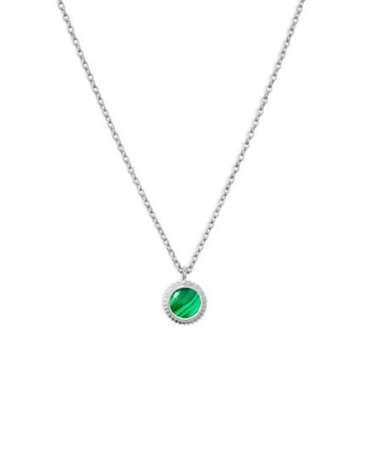 Shinola - Metallic Semiprecious Stone Pendant Necklace - Lyst