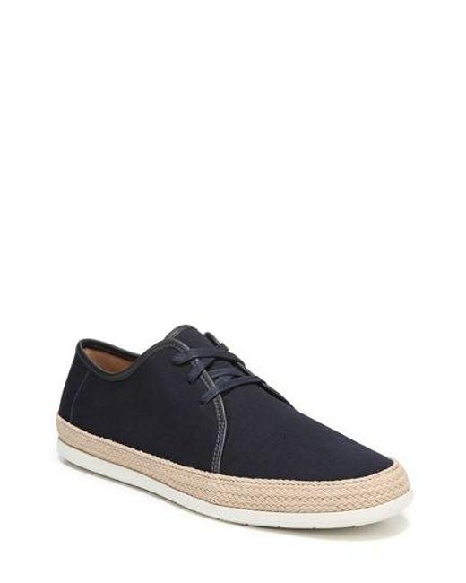 Vince - Blue Chandler Espadrille Sneaker for Men - Lyst
