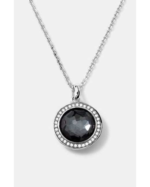 Ippolita | Metallic 'stella' Small Pendant Necklace | Lyst