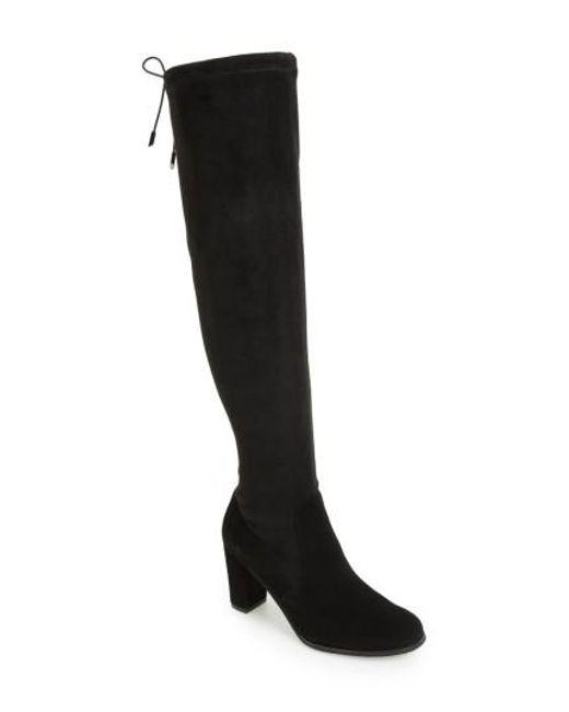 Blondo - Black Kali Waterproof Over The Knee Boot - Lyst