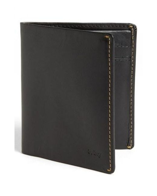 Bellroy | Brown 'note Sleeve' Wallet for Men | Lyst