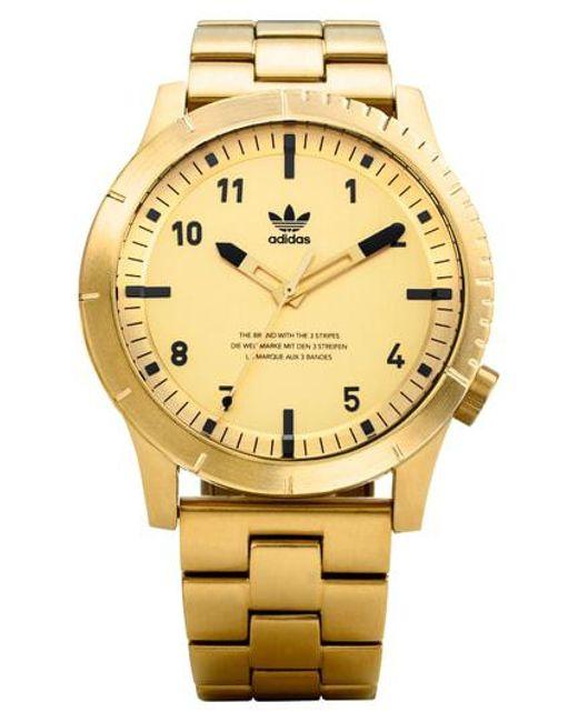 cheap for discount d7c1b 6fedb Reloj Cypher Lyst Adidas Cypher Bracelet en 12238 Bracelet metalizado para  hombre b68865b - howtomakerealmoney.online