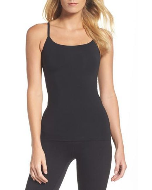 Spanx | Black Spanx In & Out Camisole | Lyst