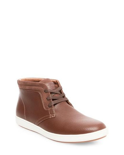 Steve Madden | Brown Fenway Sneaker for Men | Lyst