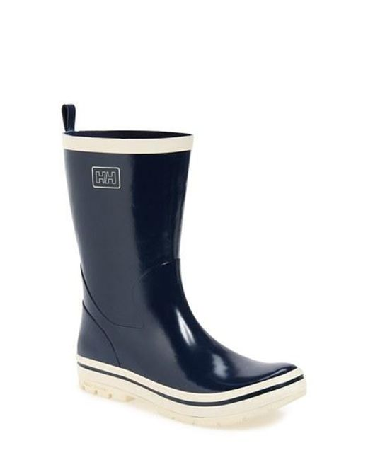 Helly Hansen | Blue Midsund Rain Boot | Lyst