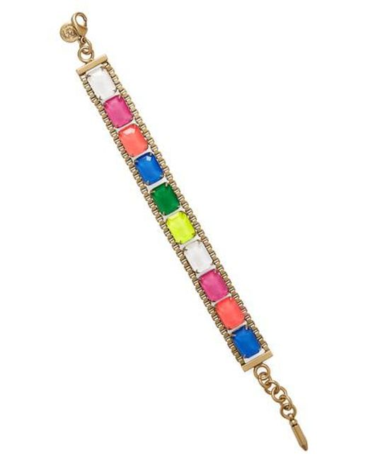 Loren Hope | Multicolor Mixed Jewel Bracelet | Lyst