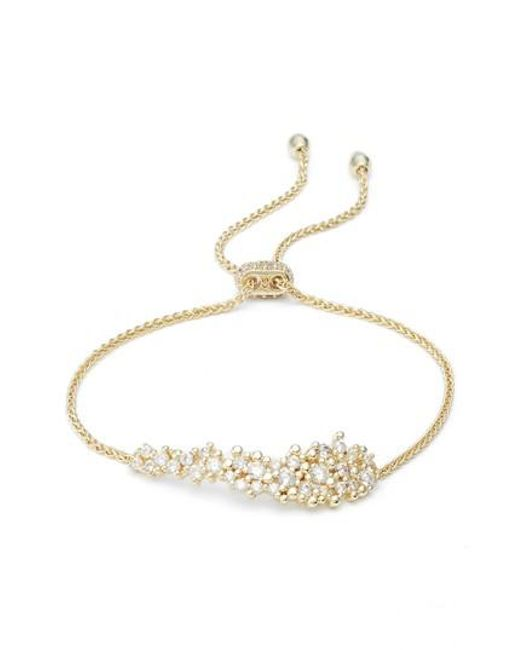 Kendra Scott - Metallic Nolan Friendship Bracelet - Lyst