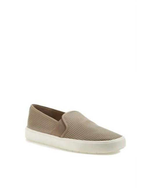 Vince | Gray Blair 5 Slip-On Sneakers | Lyst