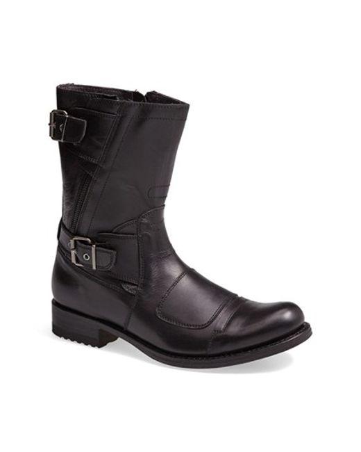 Sendra | Black Moto Boot for Men | Lyst