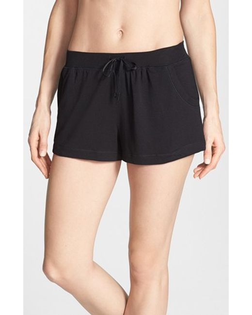 DKNY | Gray 'city Essentials' Shorts | Lyst