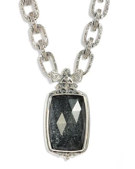 Konstantino | Metallic Santorini Hematite Pendant Necklace | Lyst