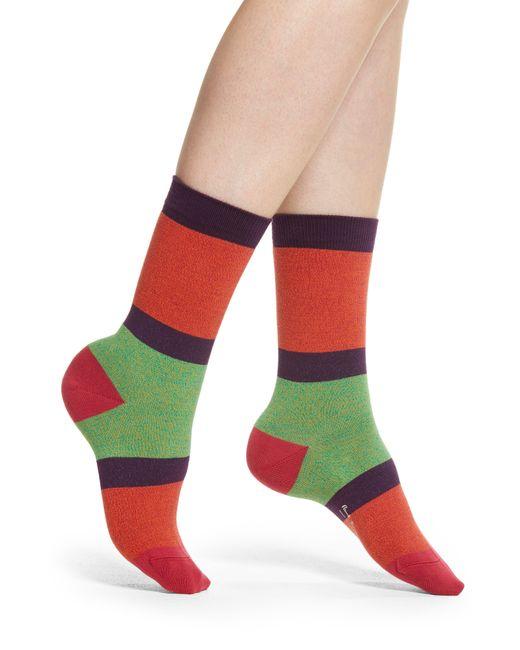 Paul Smith - Red Hope Twisty Socks - Lyst
