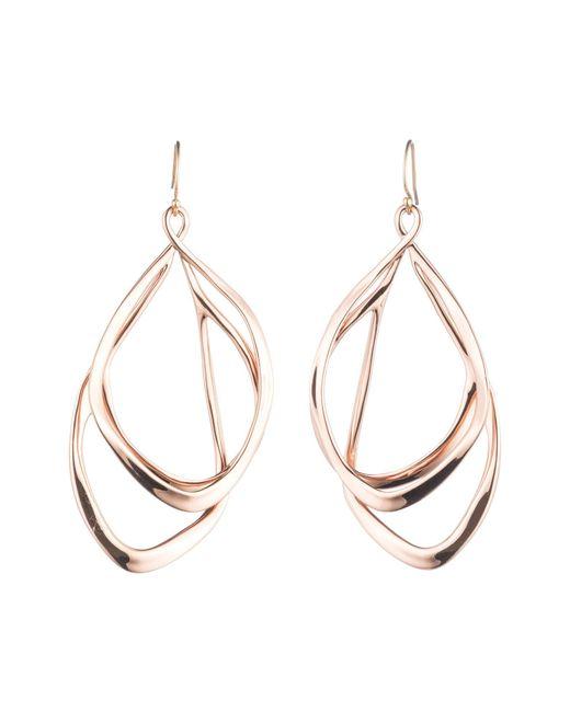 Alexis Bittar - Metallic Orbit Wire Drop Earrings - Lyst