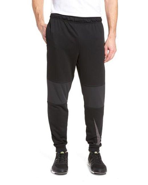 Nike - Black Training Project X Jogger Pants for Men - Lyst