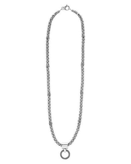 Lagos - Metallic 'diamond Lux' Diamond Rope Necklace - Lyst