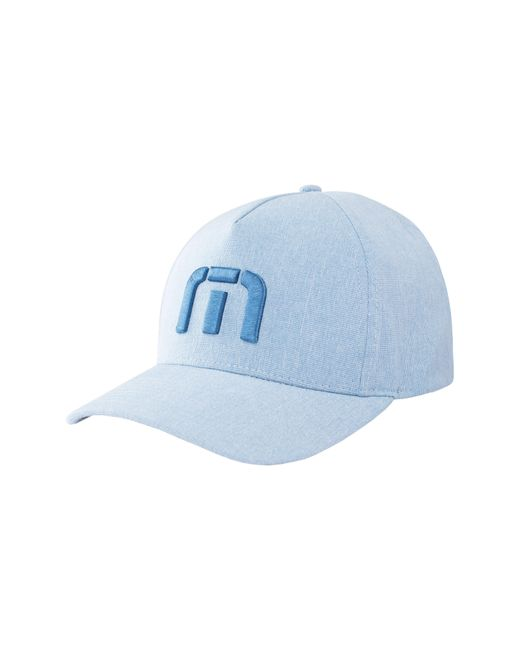 Lyst - Travis Mathew Top Shelf Baseball Cap - in Blue for Men bb2d418d730d