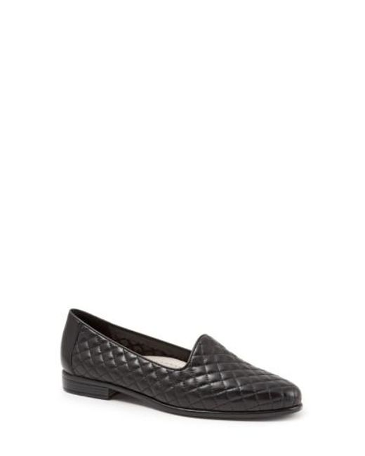 Trotters | Multicolor Liz Woven Loafer Flat | Lyst