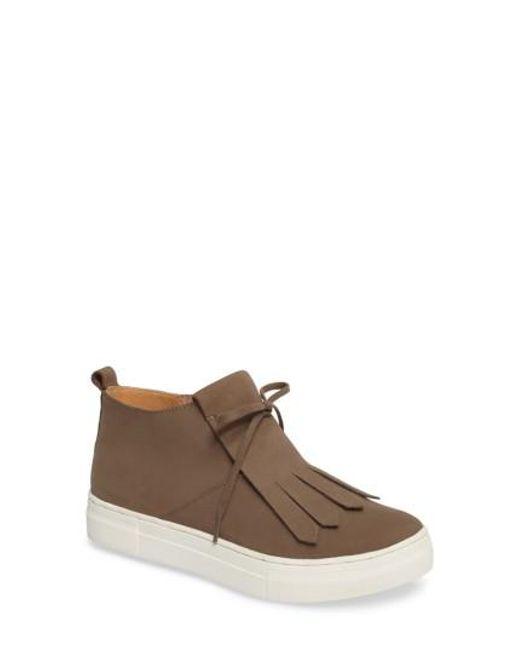 Seychelles | Brown West End Kiltie Sneaker | Lyst