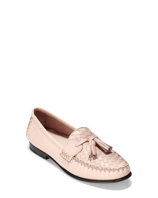 Cole Haan - Pink Jagger Loafer - Lyst