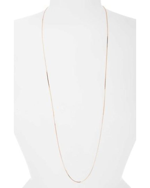 Argento Vivo | Multicolor Chain Necklace | Lyst