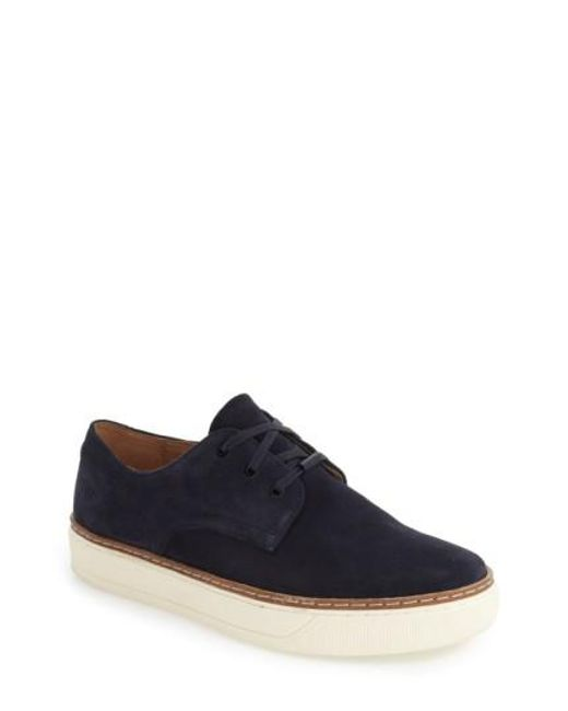 Andrew Marc - Blue 'edson' Sneaker for Men - Lyst