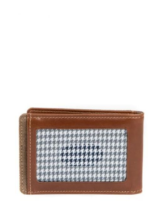 Boconi | Brown Bryant Bifold Money Clip Wallet for Men | Lyst