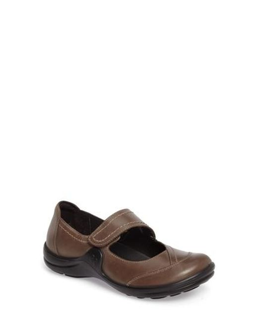 Romika | Brown Romika Maddy 30 Mary Jane Flat | Lyst