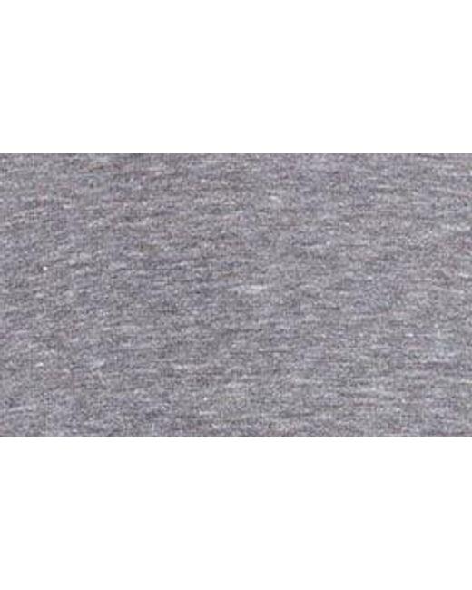 The Rail - Gray Slim Fit Crewneck T-shirt for Men - Lyst