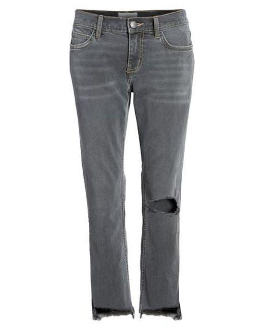 Austen destroyed jeans - Grey Current Elliott W8PNnoxKM