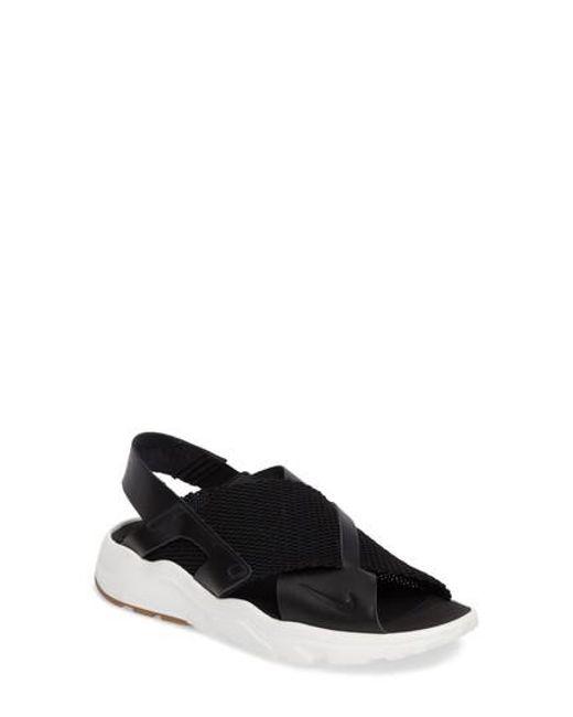 Nike - Black Air Huarache Ultra Sport Sandal - Lyst