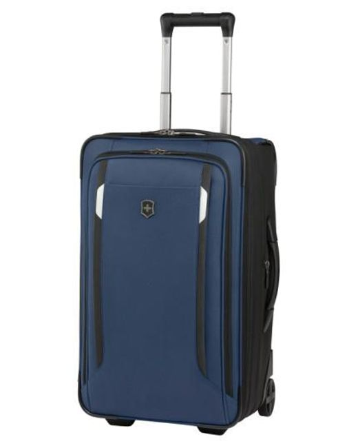 Victorinox - Blue Victorinox Swiss Army 'wt 5.0' Wheeled Carry-on for Men - Lyst
