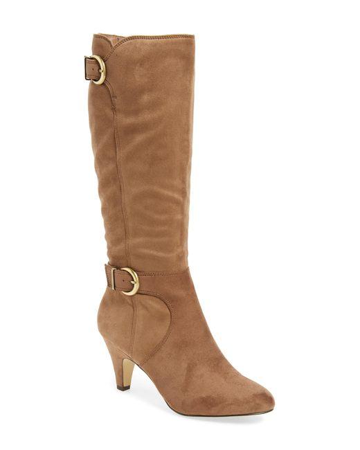Bella Vita - Brown Toni Ii Knee High Boot - Lyst