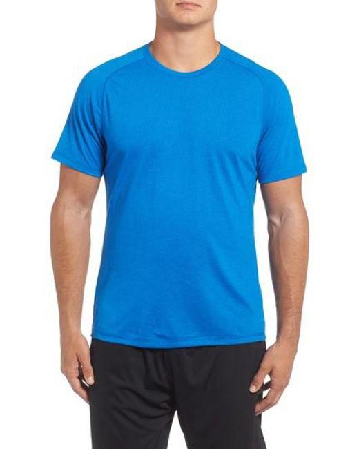 Zella | Blue Celsian Training T-shirt for Men | Lyst