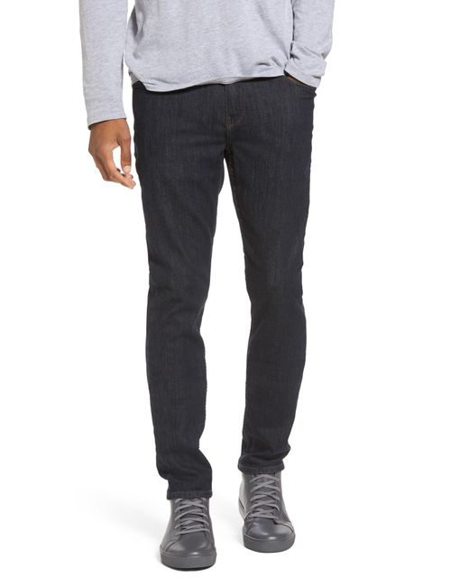 PAIGE - Blue Legacy - Croft Skinny Fit Jeans for Men - Lyst