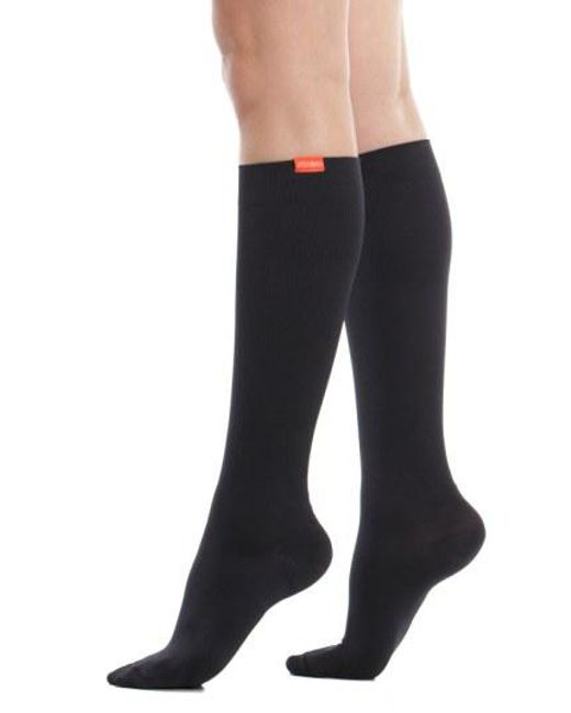 VIM & VIGR - Multicolor Solid Graduated Compression Trouser Socks - Lyst