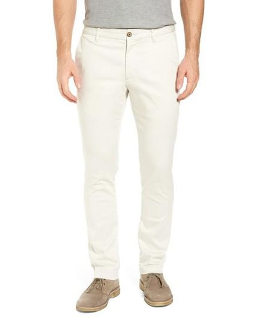 Tommy Bahama | Natural Boracay Flat Front Pants for Men | Lyst