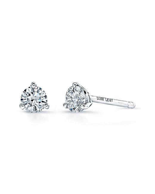 Bony Levy - White Diamond Stud Earrings (nordstrom Exclusive) - Lyst