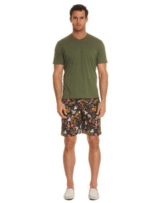 Robert Graham - Green Maracas Woven Shorts for Men - Lyst