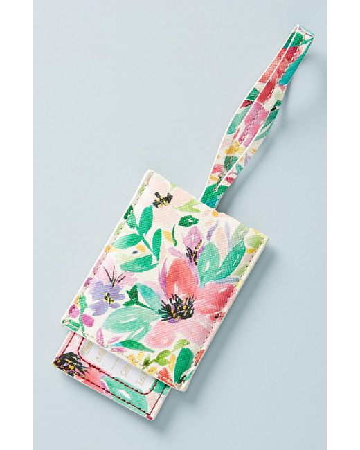 Anthropologie - Multicolor La Tinta Luggage Tag - - Lyst