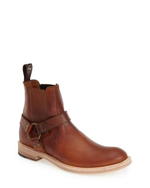 Sendra | Brown Boots 'blake' Harness Boot for Men | Lyst