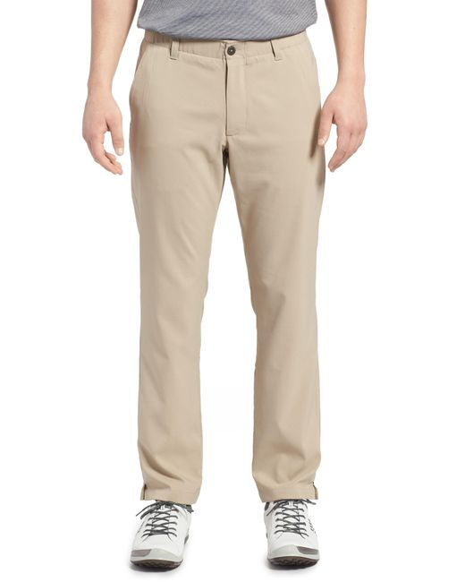 Under Armour - Natural Showdown Pants for Men - Lyst