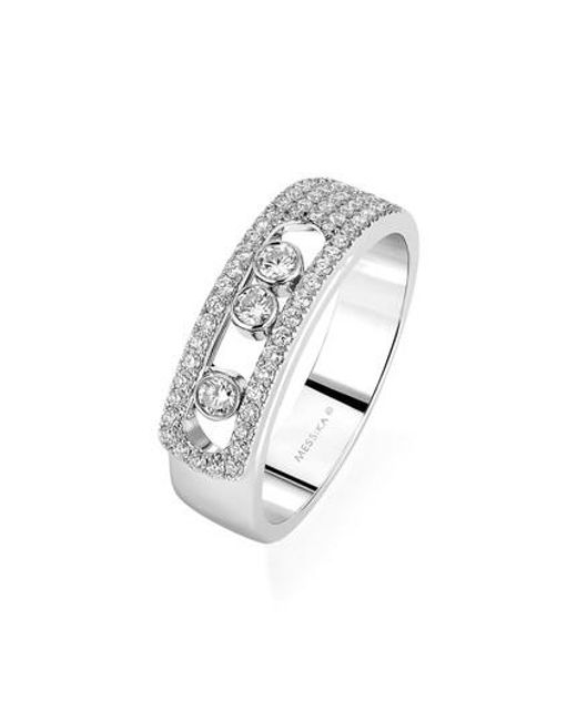 Messika - Metallic Move Noa Diamond Ring - Lyst