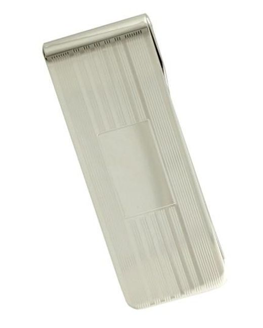 David Donahue - Money Clip - Metallic for Men - Lyst