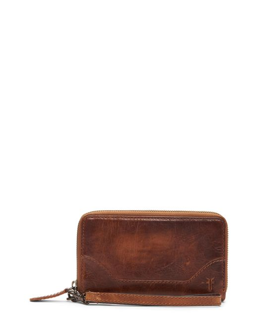 Frye - Multicolor Melissa Leather Phone Wallet - Lyst