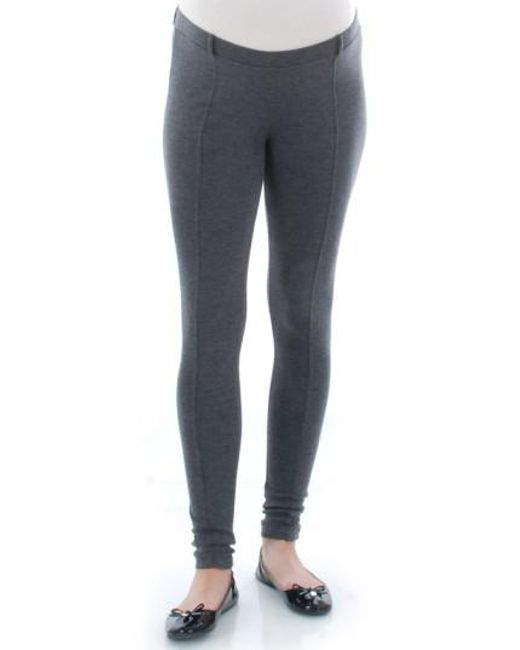 Everly Grey | Gray 'bingley' Maternity Leggings | Lyst