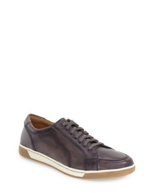 Cole Haan | Gray 'vartan Sport Oxford' Sneaker for Men | Lyst
